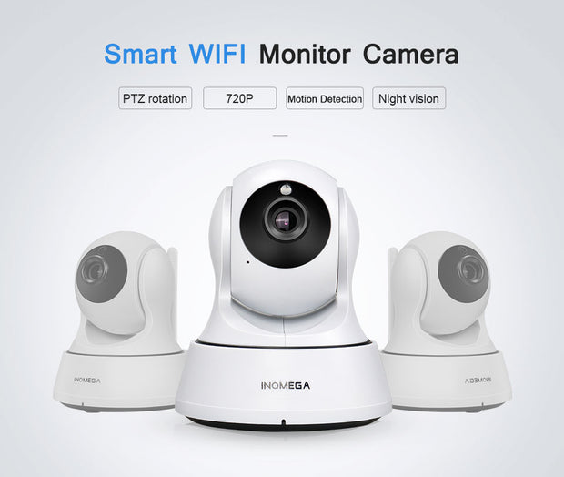 IP Wireless CCTV Security Surveillance Camera