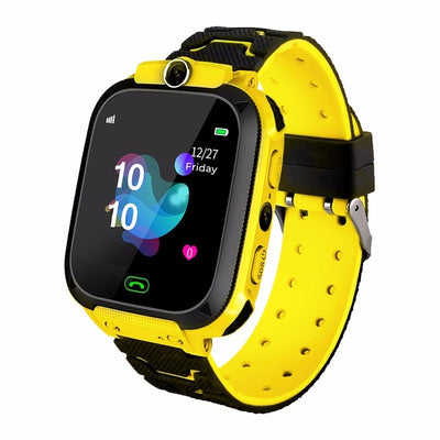Q12B Boys and Girls Waterproof Phone Smartwatch