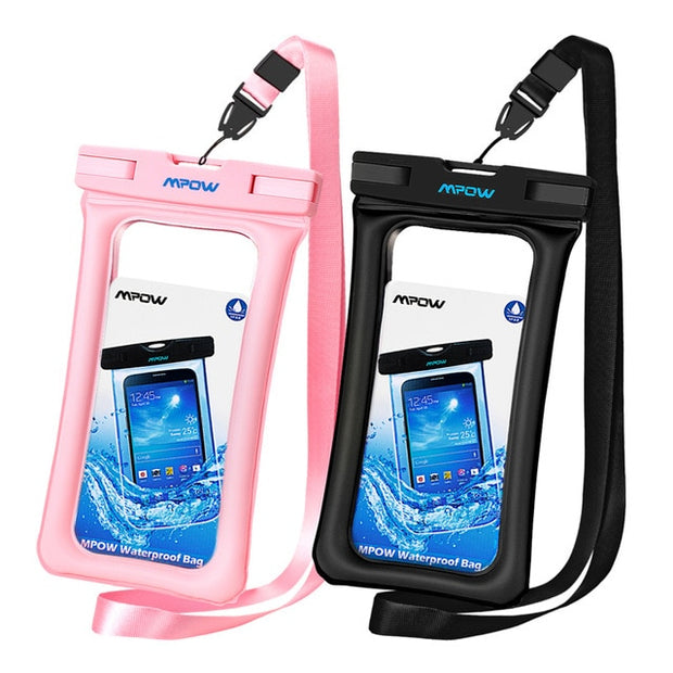 Universal IPX8 Waterproof Phone Case