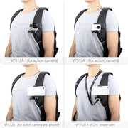 Go Pro Hero Backpack Clip