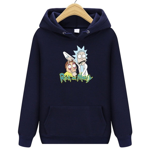 Rick and Morty Casual Sweatshirt