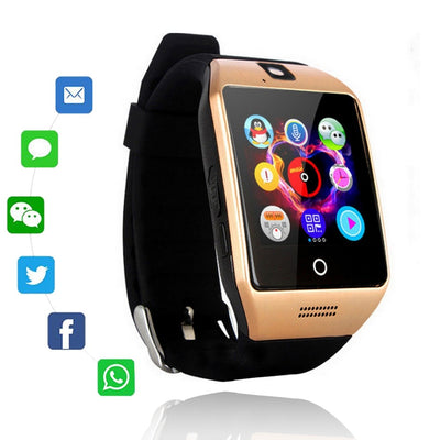 Q18 Bluetooth Smart Watch and Fitness Tracker