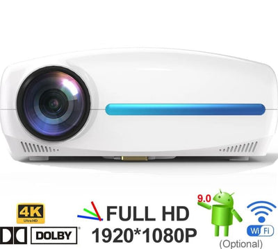 C2 4K Full HD 1080P LED Smart Home Projector