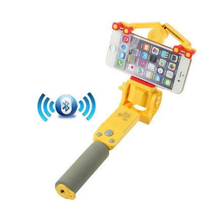 Automatic Rotating Wireless Bluetooth Selfie Stick