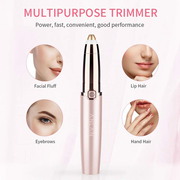 electric eyebrow trimmer-mydealmall.ca
