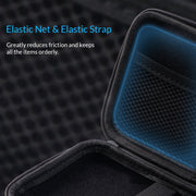 Portable Hard Disk Case for External Hard Drive