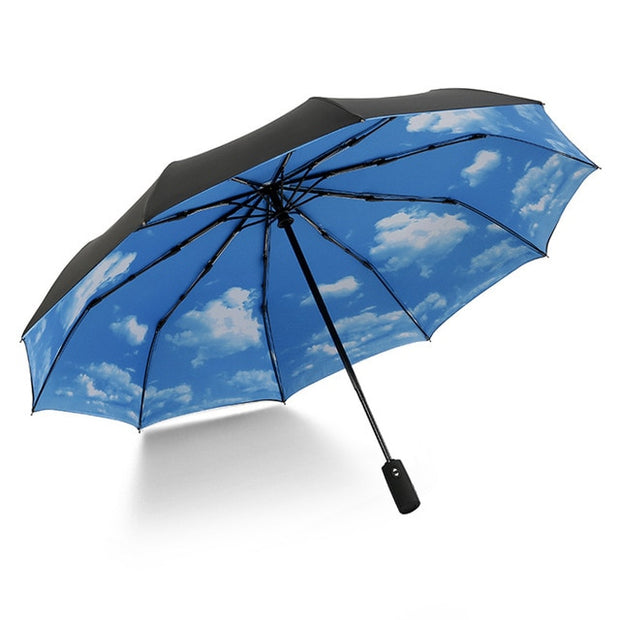 MDM Automatic Luxury Folding Umbrella