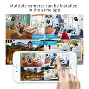 1080P Waterproof WiFi IP Security Surveillance Outdoor Camera