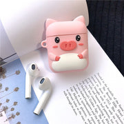 Cute N Soft Silicone Case For Apple Airpods