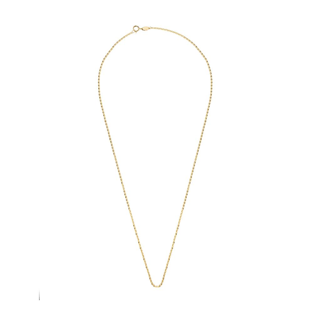 Anchor Chain Necklace 14ct gold
