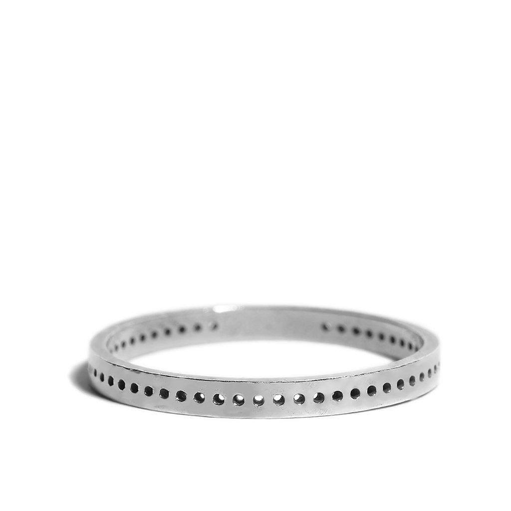 Daria Dot Ring silver