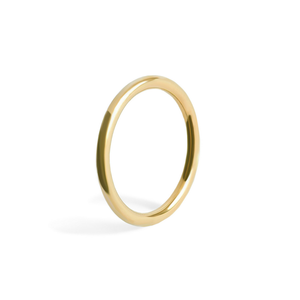 Elementary Ring 2.0 14ct gold