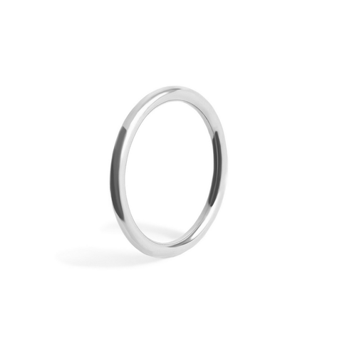 Elementary Ring 2.0 silver