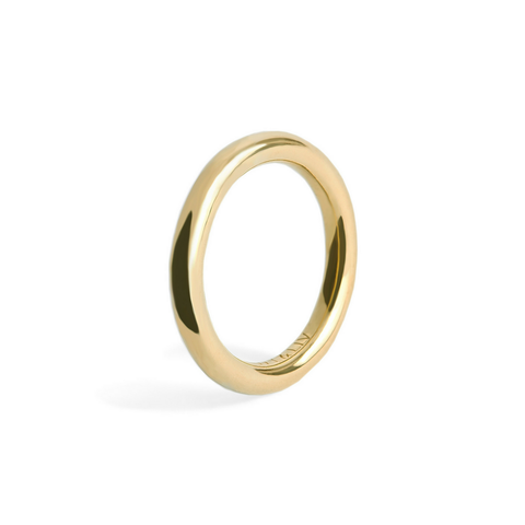 Elementary Ring 3.0 gold