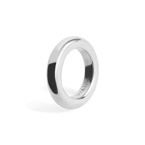 Elementary Ring 5.0 silver