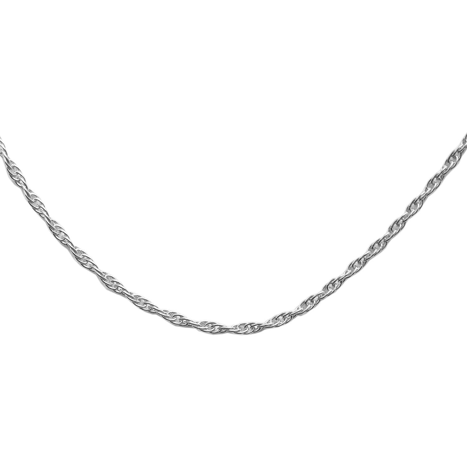 Izzy Necklace silver