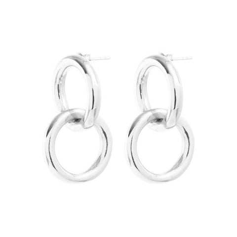 Molly Earring silver