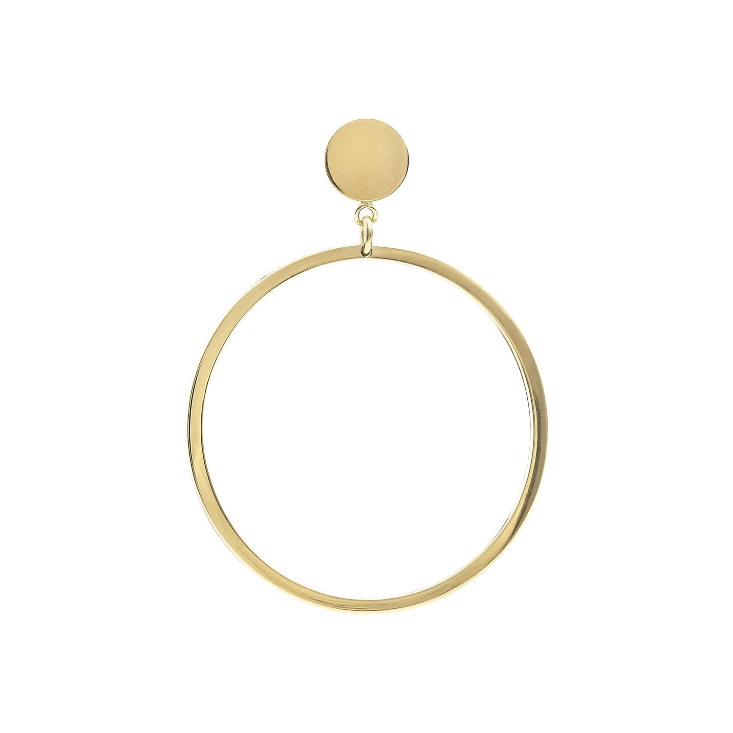 Ares Earring gold