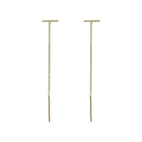 Rhea Earring 14ct gold