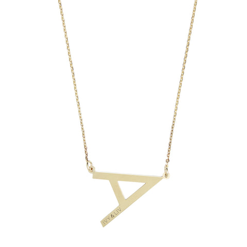Artemis Necklace 14ct gold