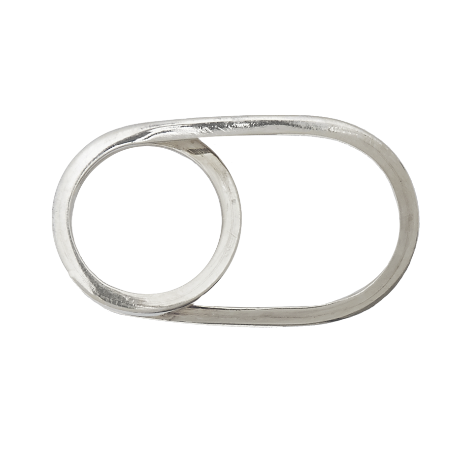 Surfer Ring sterling silver