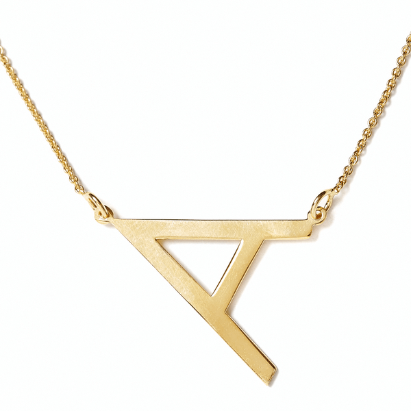 Artemis Necklace gold
