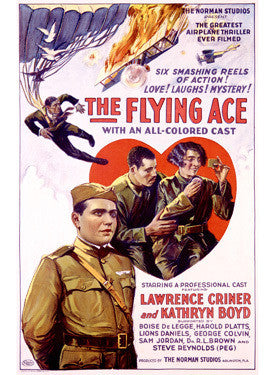 The Flying Ace Fine Art Print