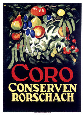 Coro Vegetable Fruit Fine Art Print