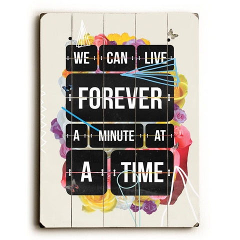Time of your Life by Kavan & Company Wood Sign