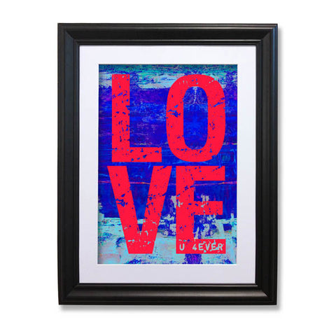 LOVE by Artist Lisa Weedn