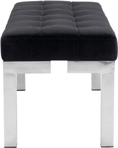 Partner Bench Black Velvet