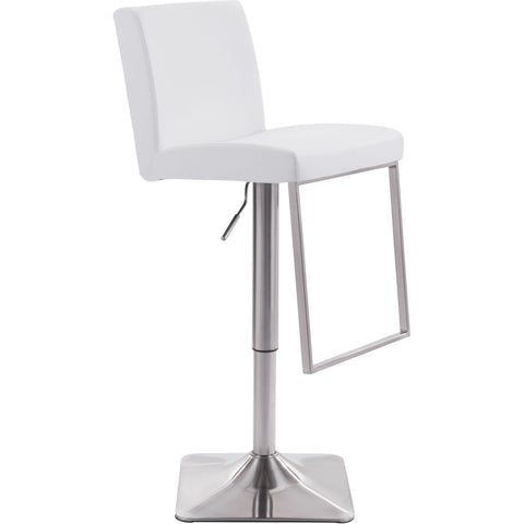 Puma Bar Chair White