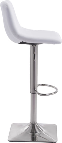 Cougar Bar Chair White