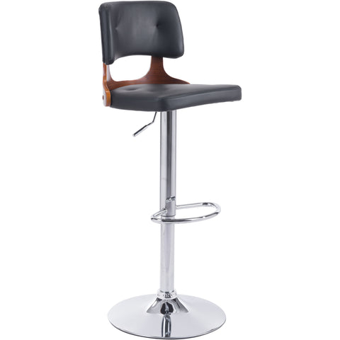 Lynx Bar Chair Black