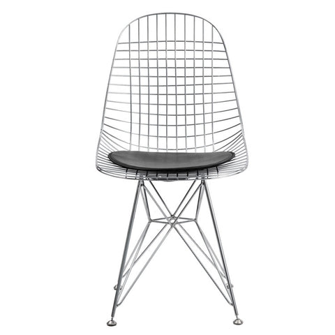 Eiffel Dining Chair, Black