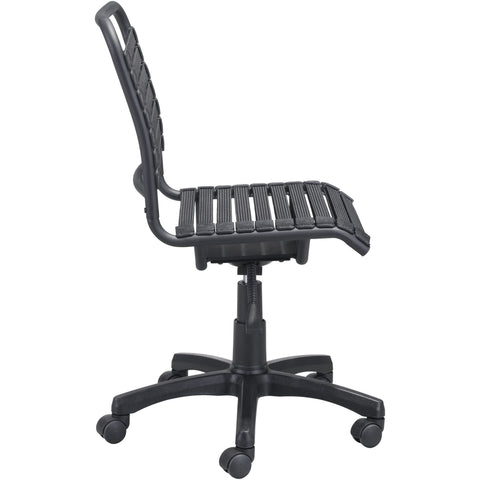 Stretchie Office Chair, Black
