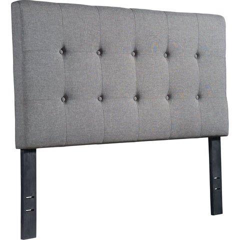 Modernity Full Headboard, Gray