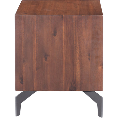 Perth End Table, Chestnut