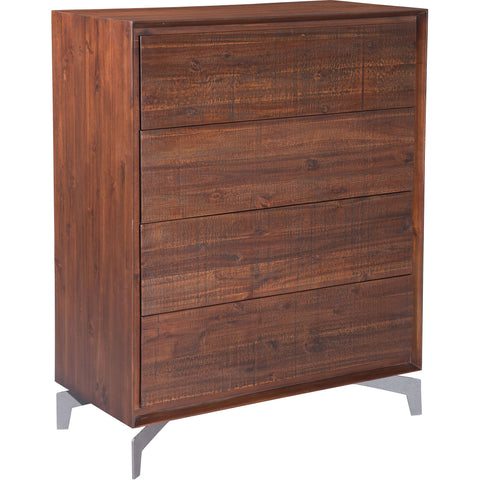 Perth High Chest, Chestnut