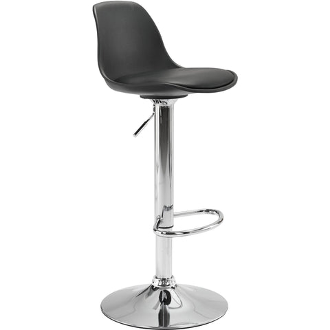 Gremlin Bar Chair, Black