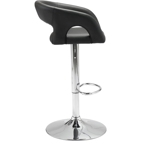 Hark Bar Chair, Black