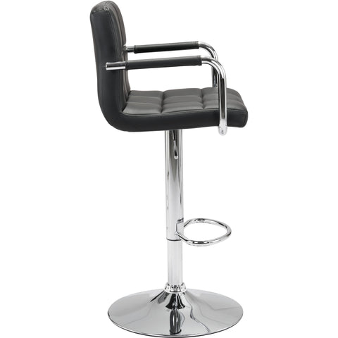 Henna Bar Chair, Black