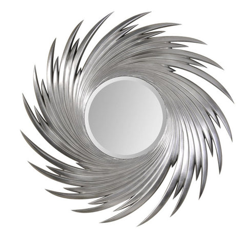 Wave Wall Mirror