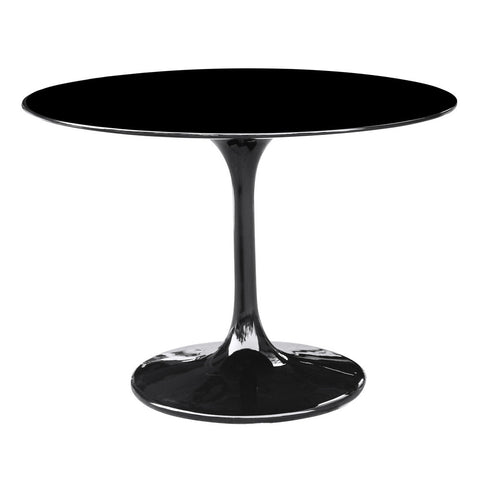 "Flower Table 27"", Black"