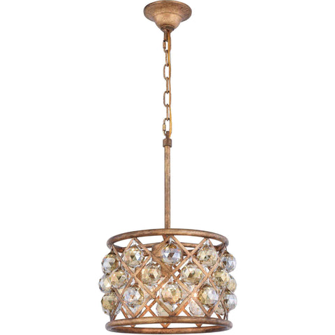 Maxwell 7-Light Wall Sconce, Polished Nickel Finish, Clear Crystal, Royal Cut