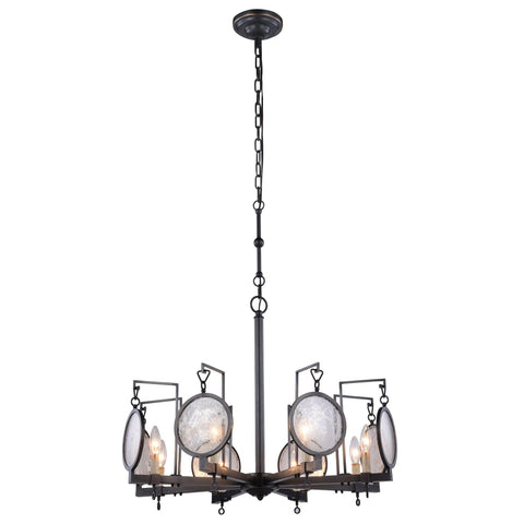Marquesa 115-Light Chandelier, Nickel Finish, Clear Crystal, Swarovski Elements