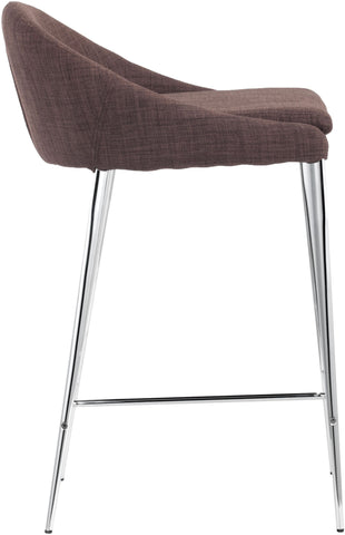 Reykjavik Counter Chair Tobacco (Set of 2)