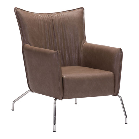 Work Smart Main Street Guest Chair with Espresso Finish Legs, Woven Seaweed