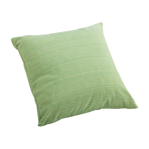 Parrot Small Outdoor Pillow Lime Mix Thread