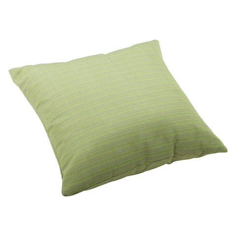 Cat Large Outdoor Pillow Apple Green Linen
